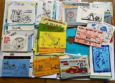 More details for 350 + radio qsl cards + ephemera from 1980s.most from  uk to leicester. lot 4/4.