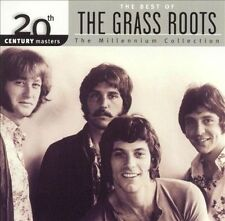 "THE GRASS ROOTS, CD ""20th CENTURY MASTERS, THE MILLENNIUM COLLECTION"" NEW SEALED"