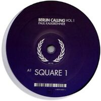PAUL KALKBRENNER - BERLIN CALLING VOL.1  VINYL SINGLE NEUF