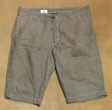 """Mens SoulCal Chino  Shorts Size M, 34"""" Waist, 12"""" Inseam Good Condition"""