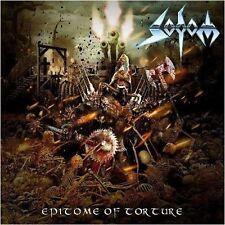 SODOM - Epitome Of Torture  (2-LP - MARBLED) DLP