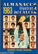 ALMANACCO ILLUSTRATO DEL CALCIO 1983=ITALIA CAMPIONE DEL MONDO 1982=42° VOLUME