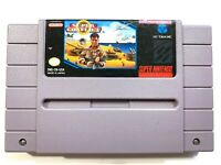 Super Conflict SUPER NINTENDO SNES Game TESTED + Working & Authentic!