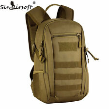 12L Tactical Molle Bag Backpack Outdoor Military Assault DayPack Hiking Trekking