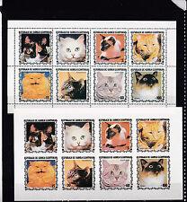 Guinea Ecuatorial - IMP. - MNH - Katten/Cats/Katze