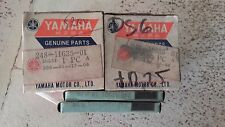 pistons + segments yamaha 250 DS6