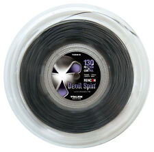 Toalson Rencon Devil Spin 1.30mm 16 Tennis Strings 200M Reel