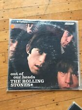 Out of Our Heads - The Rolling Stones [stereo vinyl LP, London Records]