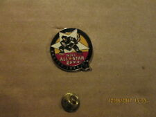 NHL Boston Bruins Vintage Circa 1996 All Star Game Logo Hockey Lapel Pin