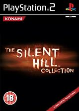 SILENT HILL COLLECTION LIMITED EDITION for PLAYSTATION 2 'VERY RARE' retro ps2