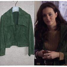 Exact same leather jacket as seen on Blair Waldorf Gossip Girl in season 1