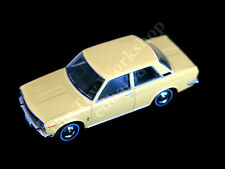 Tomica Limited Vintage 1969 Datsun Bluebird 2 Door Sedan Yellow LV-152b, New