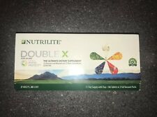 NUTRILITE DOUBLE X  - 186 Tablets  REFILL * New packaging* - FREE SHIPPING !!!!
