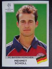 Panini Champions League 1999-2000 - Mehmet Scholl (FC Bayern München) #232