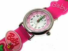 Kids Watches Childrens Watches For Kids Watches For Children Pink Design