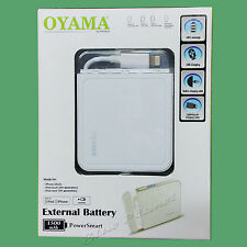 iPhone 5 / 5c / 5s 1500mAh OYAMA Lightning Wireless Battery Charger Power Bank
