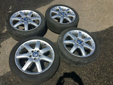 A1694010502 Mercedes A Class W169 x4 wheels rims alloys with tyres 7Jx17H2