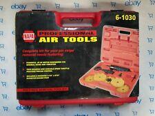"PIN STRIPE REMOVAL KIT. DECAL ERASER AIR TOOL KIT. 2500rpm. 5 3.5"" Erasers inclu"