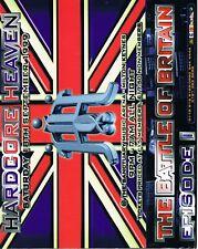 HARDCORE HEAVEN Rave Flyer Flyers A4 18/9/99 The Sanctuary Milton Keynes