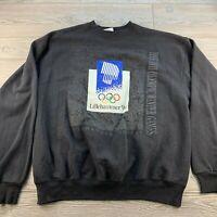 *Vintage USA Olympic Training Team Sweatshirt Sz XL Lillehammer 94 USA