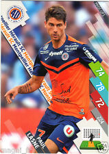 Panini Foot Adrenalyn 2014/2015 - Paul LASNE - Montpellier Hérault SC (A1264)