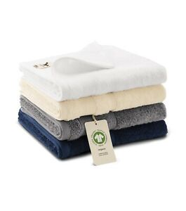 ORGANIC Towel with GOTS certificate