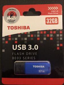 Toshiba 32GB USB 2.0 SM02 SERIES