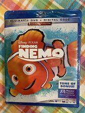 Finding Nemo (Blu-ray/Dvd/Digital Hd)