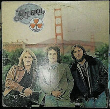 AMERICA Hearts Album Released 1975 Vinyl/Record Collection US pressed