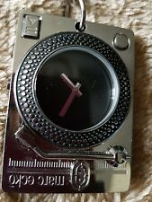 Marc Ecko necklace watch excellent condition will need a new battery