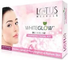 Lotus Natural Glow Skin Radiance Facial Kit(Set of 4)
