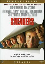 Sneakers [Collector's Edition] (2008, REGION 1 DVD New)