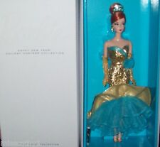2013 LIMITED EDITION  BFC HAPPY NEW YEAR  BARBIE  IN SHIPPER NEW!