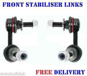 Fits Nissan Navara 2.5 Dci D40 05-2011 Front Anti Roll Bar Stabilizer Drop Links