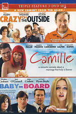 Triple Feature(Crazy On The Outside, Camille, Baby On Board)TIM ALLEN,HEATHER G