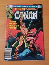 Conan Annual #6 ~ FINE - VERY FINE VF ~ (1981, Marvel Comics)