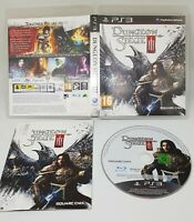 PS3 Dungeon Siege 3 complete playstation 3 ps3 game VGC