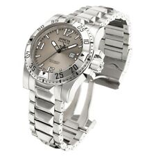 Invicta Reserve 0983 Excursion Swiss Made Automatic Stainless Steel Mens Watch