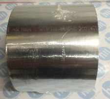 "Aluminium Foil Duct Tape 4""/100mm x 50m High Temperature Resistant Hydro Ducting"