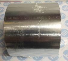 "Aluminium foil ruban adhésif 4""/100mm x 50m haute température résistant hydro aspirant"