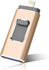 iOS Flash Drive for iPhone Photo Stick 512GB Memory Stick USB 3.0 Flash Drive US