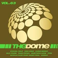 THE DOME VOL. 63 * NEW 2CD'S 2012 * NEU *