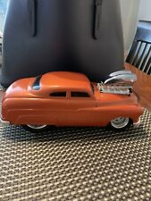 New listing muscle machines 1:18 scale willys coupe diecast toy car collectible