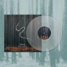 "LUNATIC SOUL - Through Shaded Woods  CLEAR LP 12"" VINYL  - POLISH RELEASE"