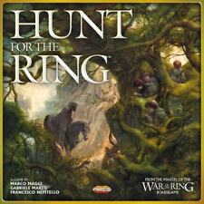Hunt for the Ring - Lord of the Rings Boardgame