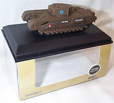 Chirchill Tank MK111 1st Canadian Army Dieppe 1942 1-76 scale New in Case