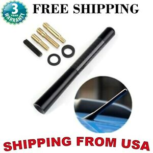 4.7 inches Car Antenna Black Kit For Toyota Subaru Jeep Nissan GMC Ford Hummer