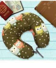 Home deals Neck pillow Owl Lovers