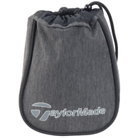 TAYLORMADE 2018 CLASSIC GOLF DRAWSTRING VALUABLES POUCH + FREE WOODEN TEES