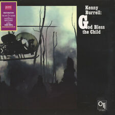 Kenny Burrell - God Bless The Child (Vinyl LP - 1971 - UK - Reissue)